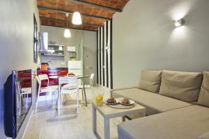 Fira Centric, Апартаменты  Барселона - big - 18