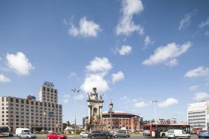Fira Centric, Апартаменты  Барселона - big - 28