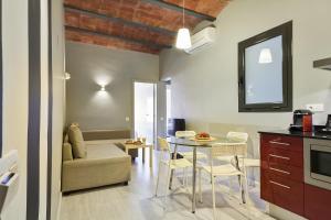 Fira Centric, Апартаменты  Барселона - big - 10