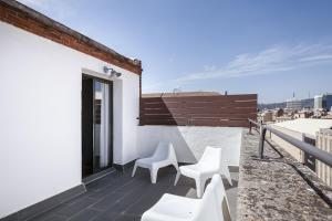 Fira Centric, Appartamenti  Barcellona - big - 35