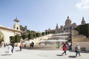 Fira Centric, Appartamenti  Barcellona - big - 32