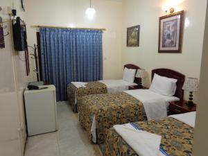 Deira Palace Hotel, Hotely  Dubaj - big - 14