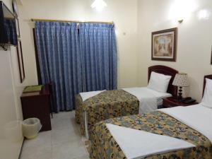 Deira Palace Hotel, Hotely  Dubaj - big - 28