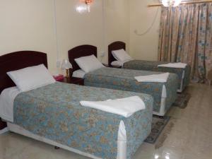 Deira Palace Hotel, Hotely  Dubaj - big - 27