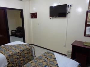 Deira Palace Hotel, Hotely  Dubaj - big - 11