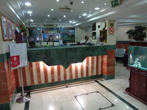Deira Palace Hotel, Hotely  Dubaj - big - 33
