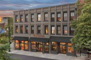 The Windsor - Asheville, Hotel  Asheville - big - 40