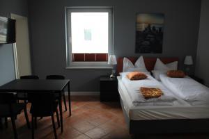 Apartmenthaus Unterwegs, Vendégházak  Rostock - big - 3