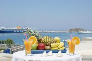 Athina Apartments Naxos Town