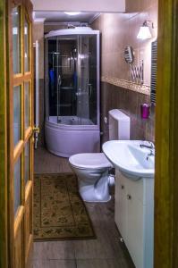 Fantasy Residence, Apartmanok  Brassó - big - 18