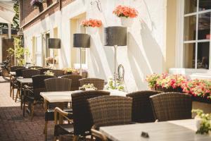 Hotel & Restaurant Zum Vater Rhein, Szállodák  Monheim - big - 14