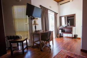 Doppelzimmer mit Patio