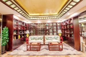 Hotel Nikko Dalian, Отели  Далянь - big - 69