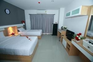 Residence SG, Residence  Chiang Mai - big - 16