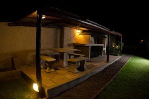 Apart Los Cactus, Ferienwohnungen  Capilla del Monte - big - 7