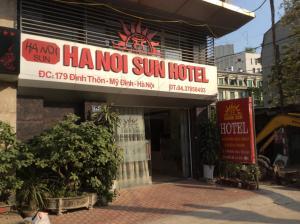Hanoi Sun Hotel, Szállodák  Hanoi - big - 1
