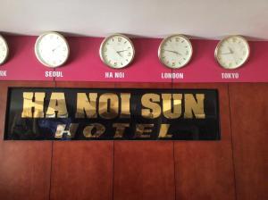 Hanoi Sun Hotel, Szállodák  Hanoi - big - 29