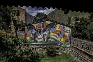 Janaxpacha Hostel, Penzióny  Ollantaytambo - big - 13