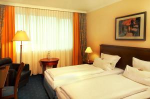 H4 Hotel Kassel, Hotely  Kassel - big - 13