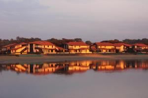 Appartements à côté Lac Marin de Port d'Albret, Apartmanok  Vieux-Boucau-les-Bains - big - 34