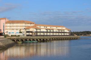 Appartements à côté Lac Marin de Port d'Albret, Apartmanok  Vieux-Boucau-les-Bains - big - 33