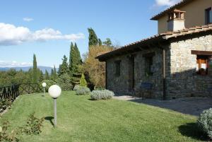 Agriturismo Fattoria Di Gratena, Фермерские дома  Pieve a Maiano - big - 48