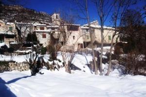 Sauvaire, Prázdninové domy  Briançonnet - big - 7