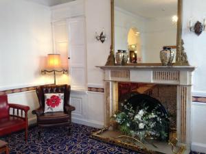 Dergvale Hotel, Отели  Дублин - big - 49