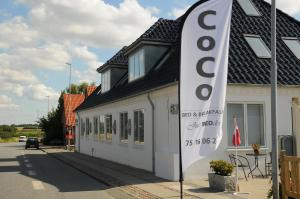 CoCo Bed & Breakfast, Bed and breakfasts  Esbjerg - big - 39