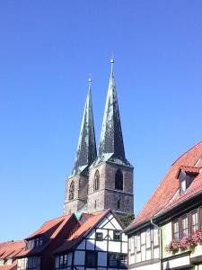 Der Pölkenhof, Ferienwohnungen  Quedlinburg - big - 51