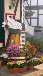 Der Pölkenhof, Apartments  Quedlinburg - big - 46
