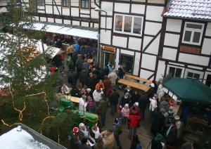 Der Pölkenhof, Apartments  Quedlinburg - big - 39