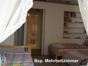 Rostock Übernachtung, Penziony  Rostock - big - 14