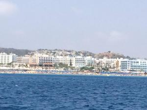 Nicholas Seaview Apartments, Apartmány  Protaras - big - 24