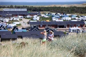 Nordsø Camping & Water Park, Campeggi  Hvide Sande - big - 21