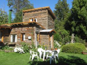 El Repecho, Chaty v prírode  San Carlos de Bariloche - big - 33