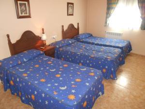 Hostal El Polígono, Pensionen  Lucena - big - 4