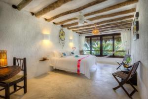 Beachfront Hotel La Palapa - Adults Only, Hotely  Holbox Island - big - 10