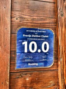 Previja Zlatibor Chalet, Horské chaty  Zlatibor - big - 59