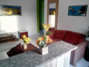Residence Sonho Azul, Apartmány  Salvador - big - 13