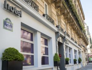 Hotel Moderne St Germain, Szállodák  Párizs - big - 33