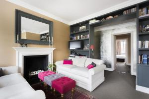 onefinestay - South Kensington private homes II, Apartmány  Londýn - big - 42