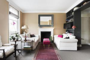 onefinestay - South Kensington private homes II, Apartmány  Londýn - big - 180