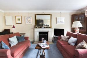 onefinestay - South Kensington private homes II, Apartmány  Londýn - big - 74