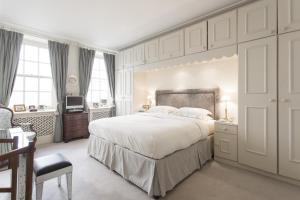 onefinestay - South Kensington private homes II, Apartmány  Londýn - big - 67