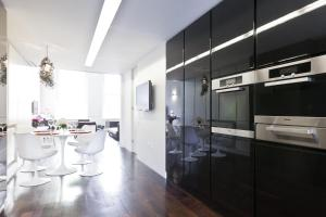 onefinestay - South Kensington private homes II, Apartmány  Londýn - big - 22