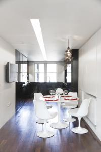 onefinestay - South Kensington private homes II, Apartmány  Londýn - big - 3