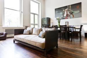 onefinestay - South Kensington private homes II, Apartmány  Londýn - big - 34