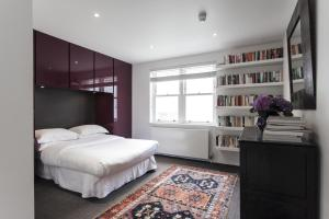 onefinestay - South Kensington private homes II, Apartmány  Londýn - big - 163