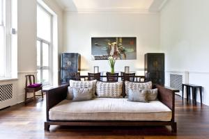 onefinestay - South Kensington private homes II, Apartmány  Londýn - big - 75